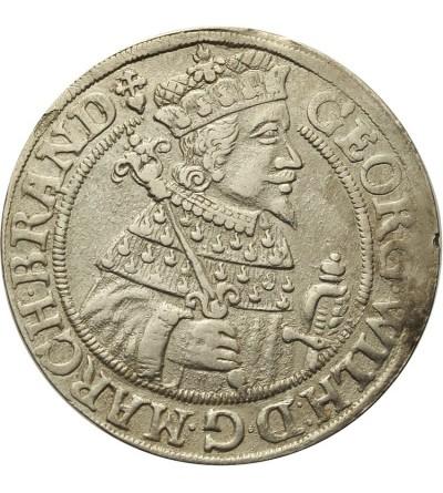 Prusy Książęce. Ort 1625/4, Królewiec