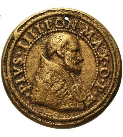 Vatican Papal Medal 1861, Pius IIII 1559-1565