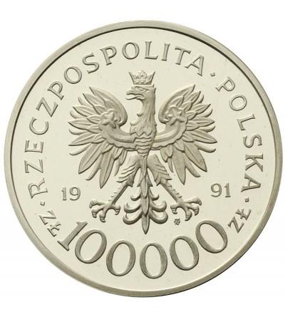 100000 złotych 1991, Narvik 1940