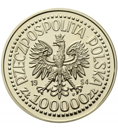 100000 złotych 1994, 50 rocz. Powstania Warszawskiego