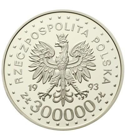 Poland 300000 zlotych 1993, Zamosc