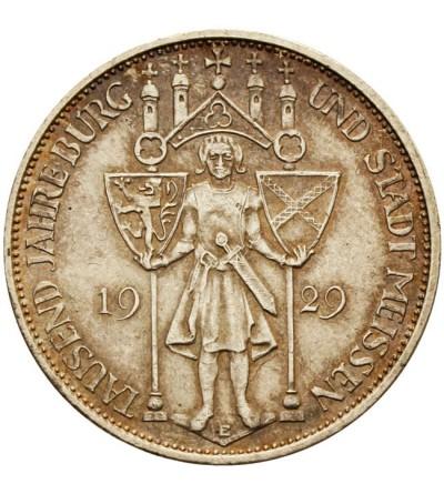 Weimar 3 marki 1929 Meissen