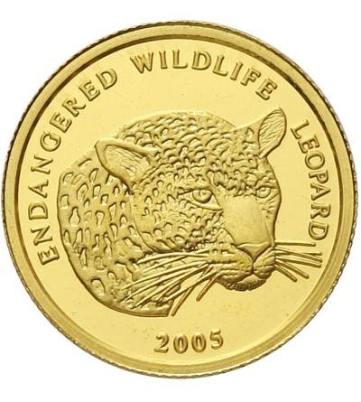 Benin 1500 franków 2005. Lampart