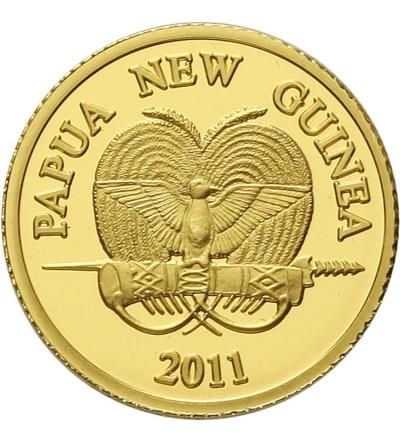 Papua Nowa Gwinea 5 kin 2011