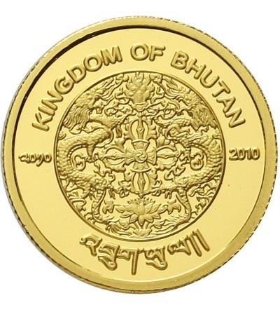 Bhutan 300 ngultrum 2010. Klasztor Takstang