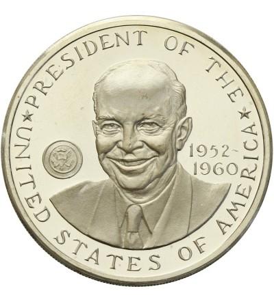 USA medal 1969, Eisenhower