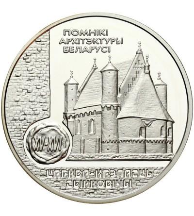 Białoruś 20 rubli 2000, Cerkiew - Twierdza w Synkowiczach