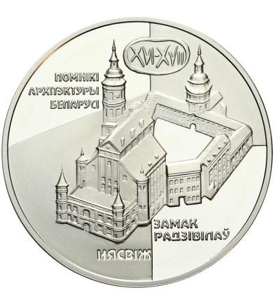 Białoruś 20 rubli 2004, Zamek Radziwiłłów w Nieświeżu