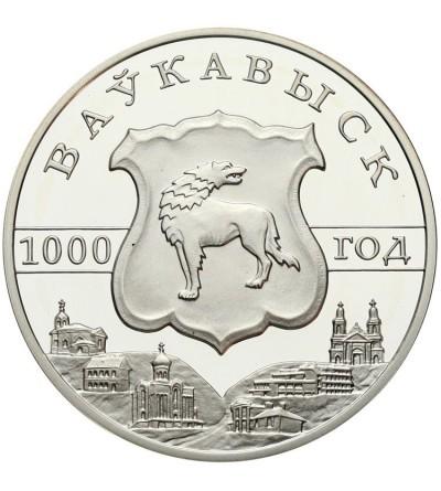Białoruś 20 rubli 2005, Wołkowysk