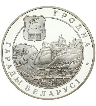 Białoruś 20 rubli 2005, Grodno
