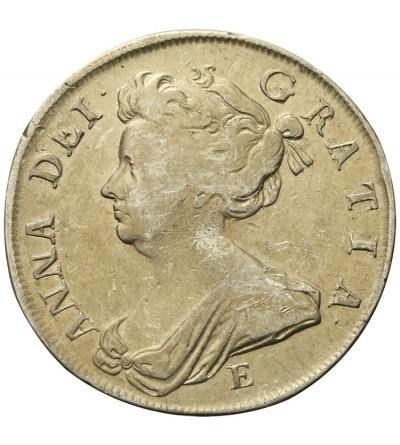 Wielka Brytania 1/2 korony 1707 E. Sexto