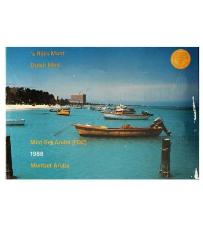 Aruba Mint Set 1988
