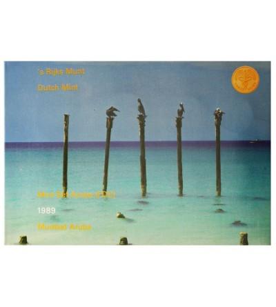 Aruba Mint Set 1989