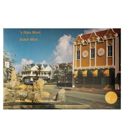 Aruba Mint Set 1990