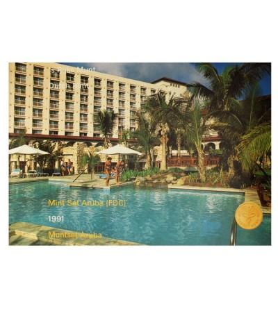 Aruba Mint Set 1991