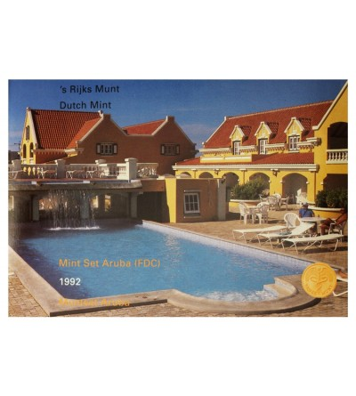 Aruba Mint Set 1992