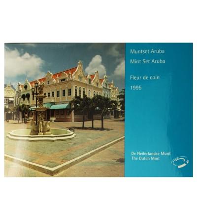 Aruba Mint Set 1995