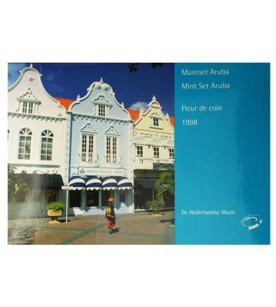 Aruba Mint Set 1998