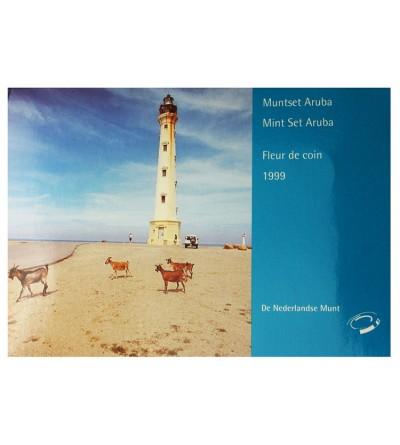 Aruba Mint Set 1999