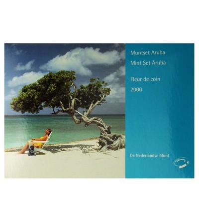 Aruba Mint Set 2000