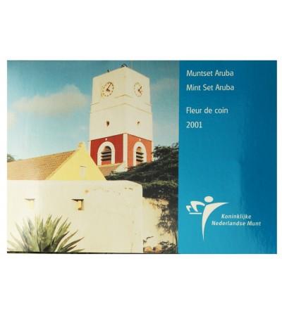 Aruba Mint Set 2001