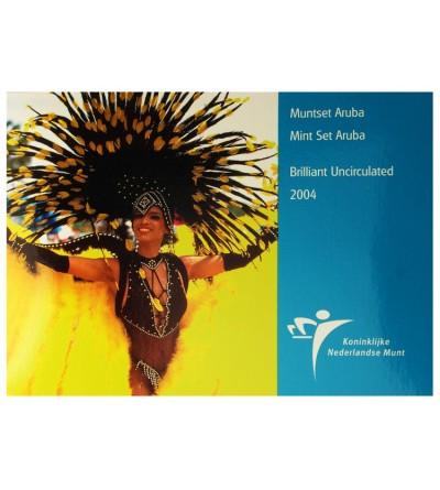 Aruba Mint Set 2004