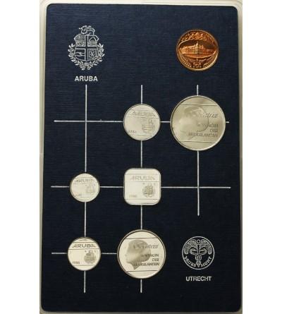 Aruba Mint Set 1986