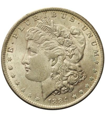 USA Morgan Dolar 1884 O, Nowy Orlean