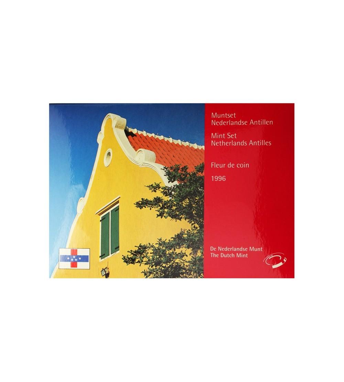 Antyle Holenderskie 1996. Zestaw menniczy