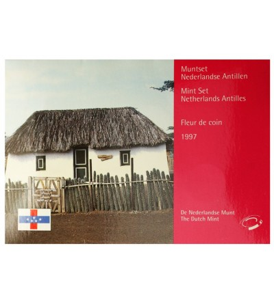 Netherlands Antilles Mint Set 1997
