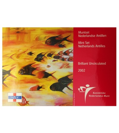 Netherlands Antilles Mint Set 2002