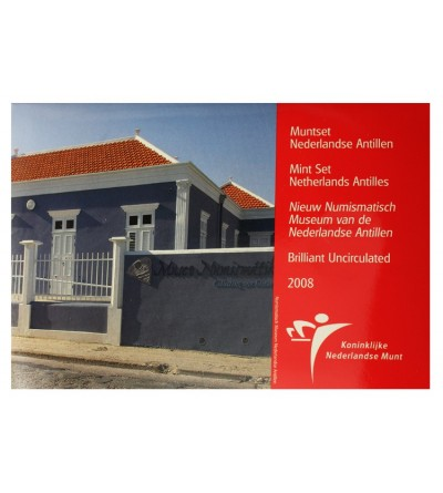 Netherlands Antilles Mint Set 2008
