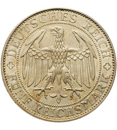 Weimar 5 marek 1929 Meissen