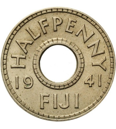 Fidżi 1/2 penny 1941
