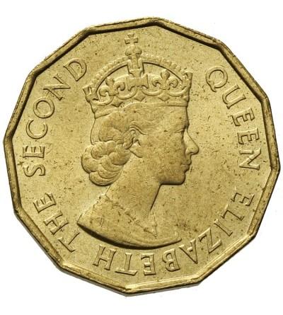 Fiji 3 Pence 1967