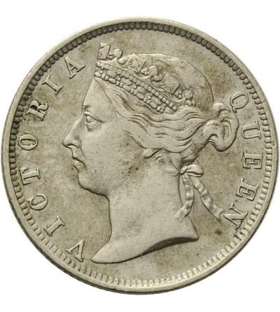 Straits Settlements 20 Cents 1896