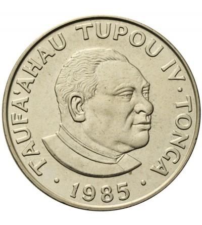 Tonga 50 senti 1985