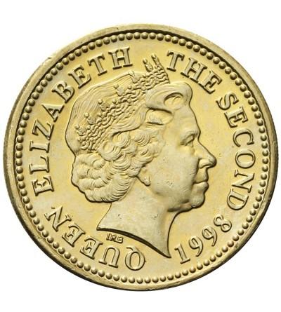 Jersey Pound 1998