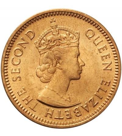 Karaiby Wschodnie 1/2 centa 1955