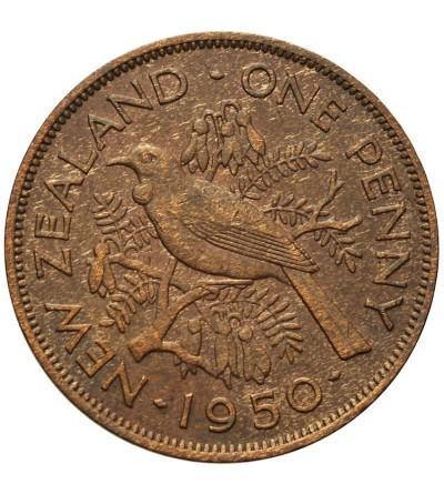 Nowa Zelandia 1 penny 1950