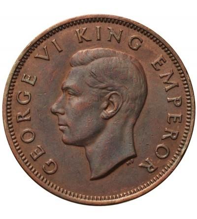 New Zealand 1/2 Penny 1944