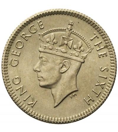 Malaya 5 Cents 1950