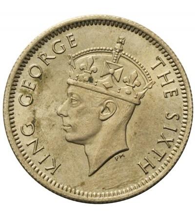 Malaya 10 Cents 1948