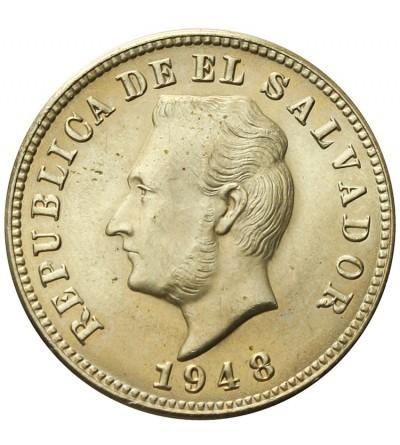 El Salvador 5 Centavos 1948