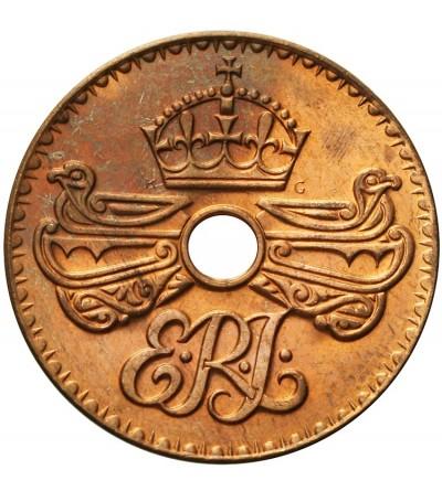 Nowa Gwinea 1 penny 1936, Edward VIII