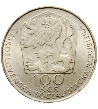 Czechosłowacja 100 koron 1977