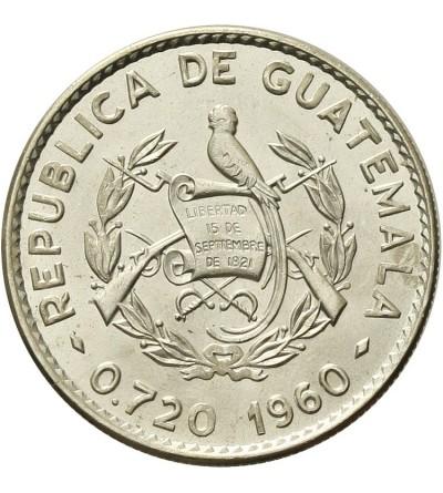 Gwatemala 10 centavos 1960