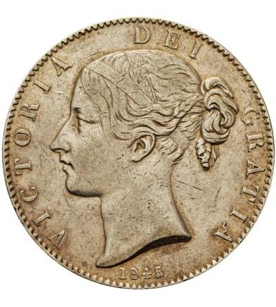 Wielka Brytania korona 1845