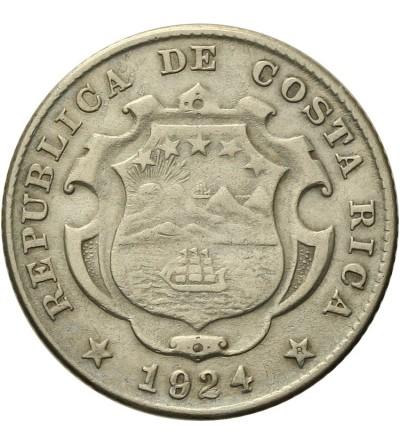 Costa Rica 25 Centimos 1924
