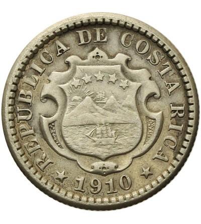 Kostaryka 10 Centimos 1910